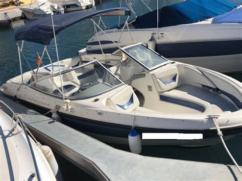 used boats javea bayliner 2050 capri in puerto de j 225 vea open boats used