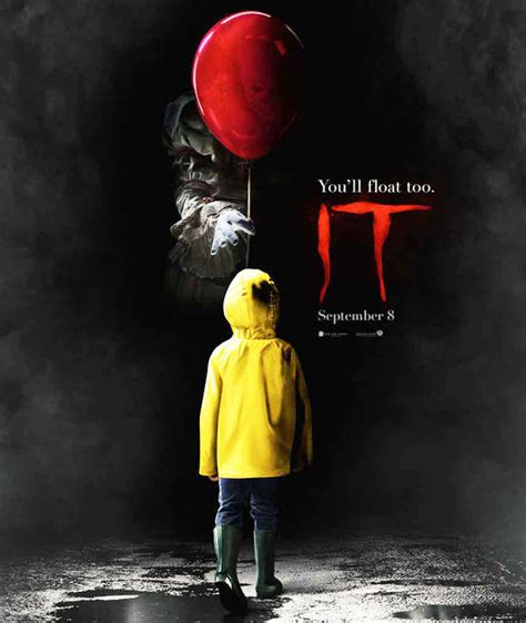 film it it movie pennywise clown star terrified child extras to