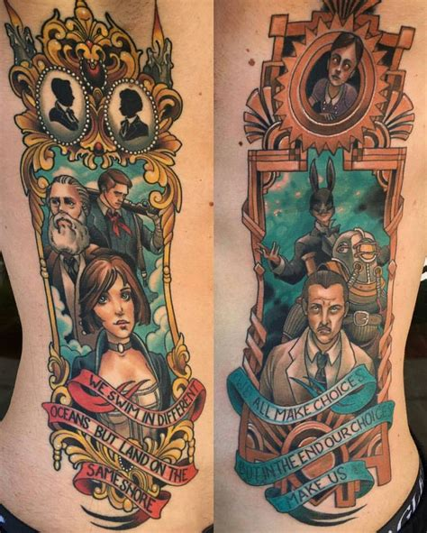 bioshock infinite tattoo best 20 ohio ideas on ohio state