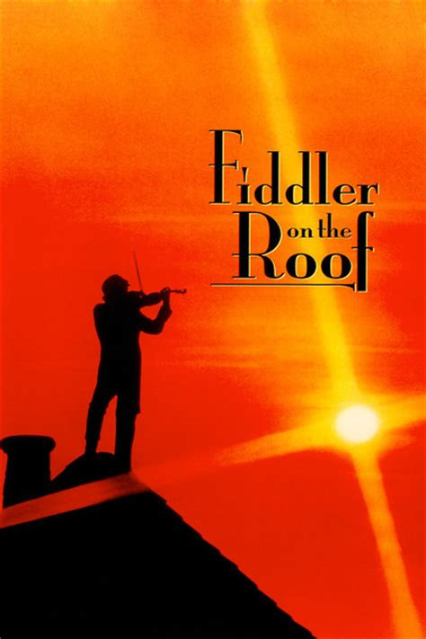 on the roof fiddler on the roof review 1971 roger ebert