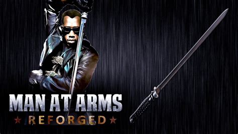 Blade Reforged blade s sword marvel blade trilogy at arms