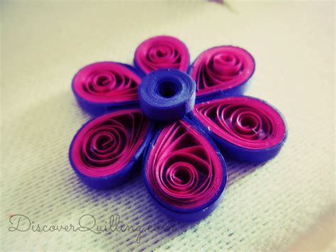 How To Make Paper Quilling Shapes - trendy and brilliant 15 floral paper quilling projects