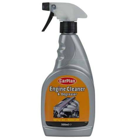 carplan engine cleaner degreaser trigger ml spray car grease dirt remover ebay