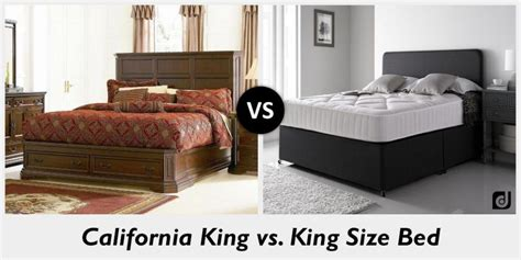 california king vs king headboard difference between california king and king size bed