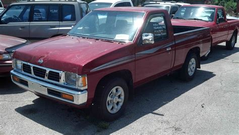 nissan pickup 1996 1996 nissan pickup truck bed