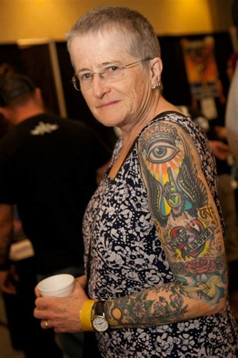 tattooed old people senior citizens reveal what tattoos look like on aging