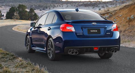 Subaru Wrx Price by 2018 Subaru Wrx Wrx Sti Pricing And Specs Tweaked Looks