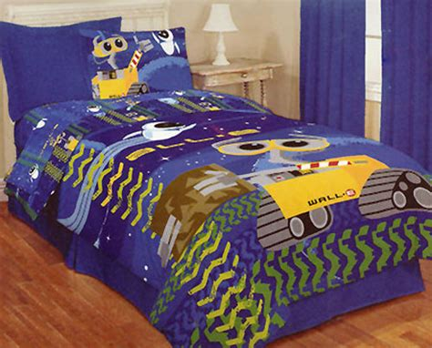 disney bed sheets 3pc wall e planets space disney twin bedding sheets set ebay