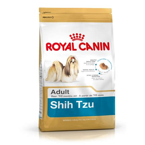 royal canin shih tzu food royal canin shih tzu food 1 5kg petbarn