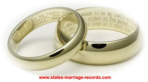 Is Marriage Record States Marriage Records Incorporates State Of Illinois