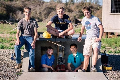 Prescott Records Rocket Team Breaks Prescott Cus Records Embry Riddle Aeronautical