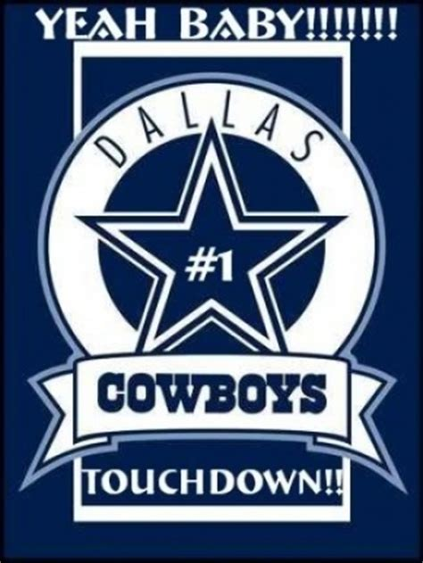 yeah baby . . . touchdown (dallas cowboys) | crackberry.com
