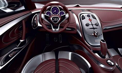 Bugatti Interior Images by Bugatti Gangloff Concept Car Design