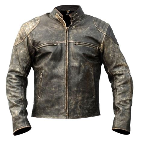 Motorrad Lederjacke Cafe Racer by Men S Cafe Racer Hooligan Biker Leather Jacket Xtremejackets