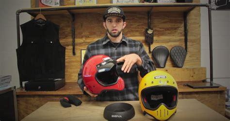 Helm M50 m50 motorcycle helmet overview deadbeatcustoms