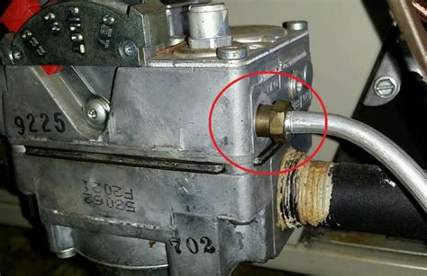 smell gas after lighting pilot pilot light is not lighting after thermocouple