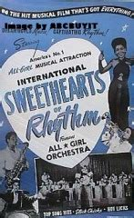 International Sweethearts Of Rhythm Wikipedia