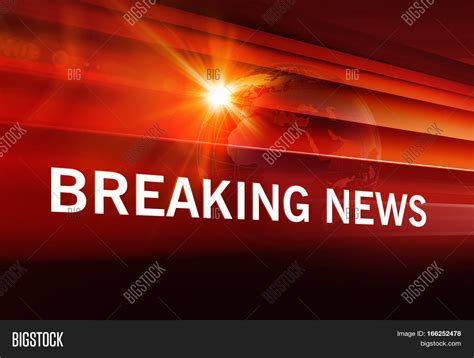 breaking news background graphical breaking news background image photo bigstock
