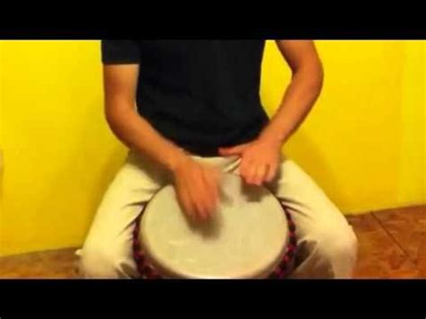 african drum tutorial youtube beginners djembe class rhythm youtube djembe