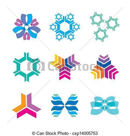 clipart vettoriali clipart vettoriali di nanotechnology iconecsp14005753