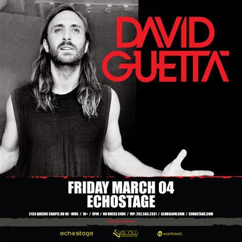 David Guetta 4 david guetta 3 4 16 at echostage dc clubbing