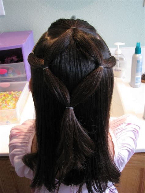 different hairstyles easy and simple back to school do s 187 hairstylesbymommy com