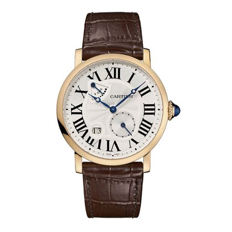 cartier rotonde watches from finnies the jewellers uk