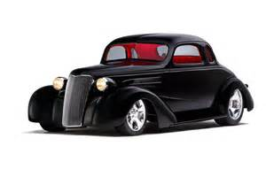 1937 chevy coupe powered by vintage mclaren v 8 rod