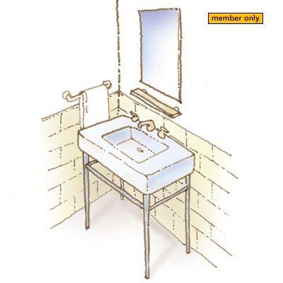 8x7 bathroom layout 7 small bathroom layouts fine homebuilding
