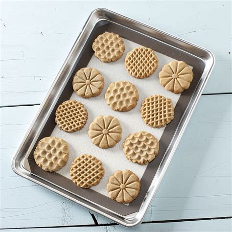 deluxe silicone fabric baking mat kitchenware nordic ware