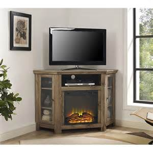 Tv Stand With Gas Fireplace by 1000 Ideas About Corner Fireplaces On