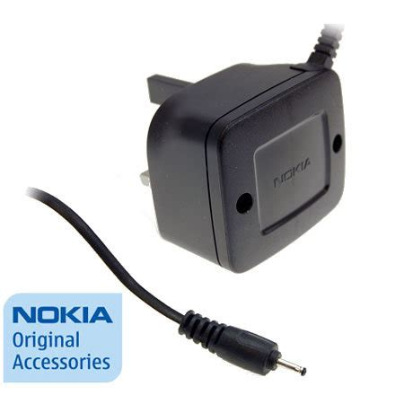 nokia ac 3x mains charger