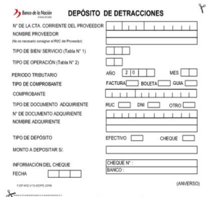 porcentajes de detraccion sunat 2016 porcentaje de detracciones 2016 formulario detraccion 2015