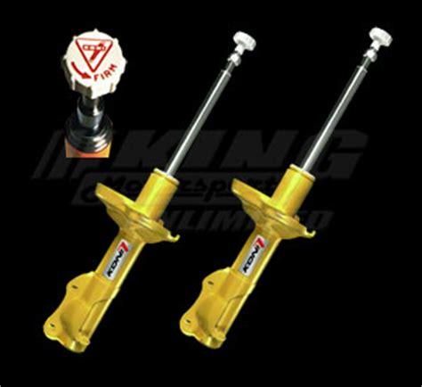 koni sport adjustable yellow shocks koni 8041 king