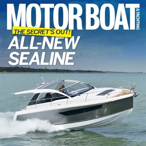 motorboat on sale motor boat yachting november issue on sale now motor