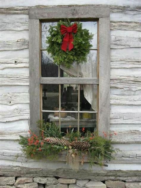 Fensterdeko Weihnachten Aussen by Fensterdeko Weihnachten Weihnachtsdeko Fenster Dekorieren