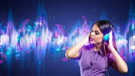 full hd video music 1920x1080 girl listen music headphone 1080p full hd wallpapers