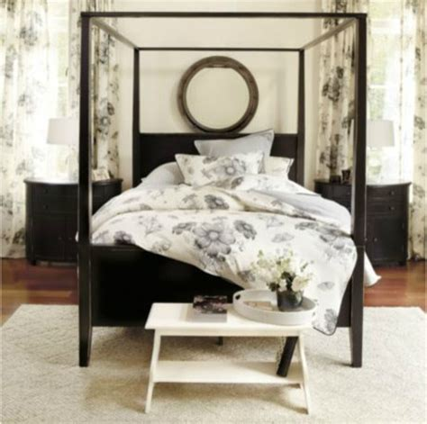 design poster beds francesco 4 poster bed modern canopy beds by ballard