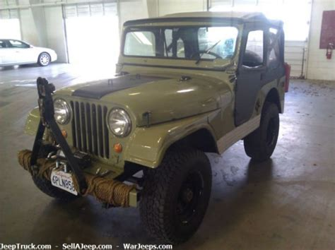 Used Jeeps In California Used Jeeps For Sale 1967 Jeep Kaiser Cj5