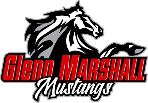 marshall middle mustangs county schools