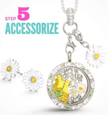 Origami Owl Step By Step - 17 best images about step 5 accessorize on