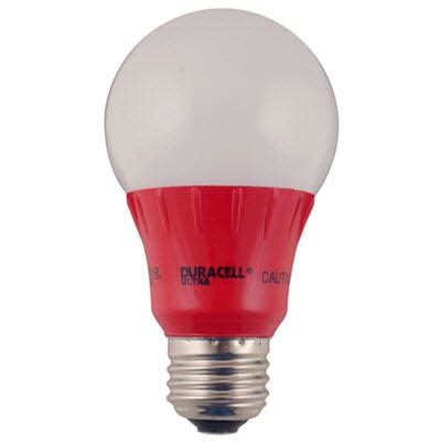 duracell ultra led a19 light bulb led11142 duracell ultra 40w equivalent feit a19rled