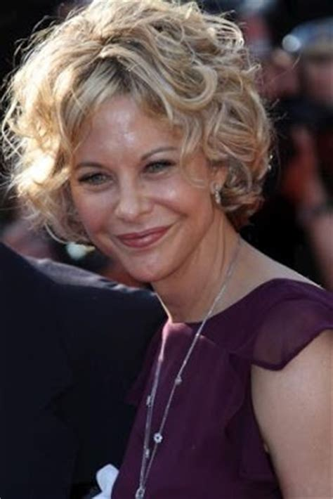does meg ryan have naturally curly hair 92 best short hair styles images on pinterest short
