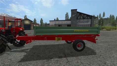 Small Standard Ls Universal 1achs Kipper Pack For Ls17 Farming Simulator
