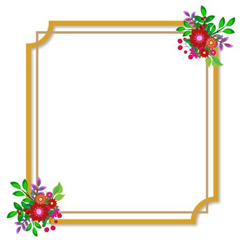 cornice png free illustration photo frame flowers wedding