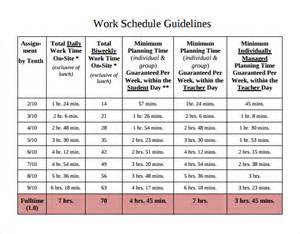 template guidelines work schedule template 20 free documents in