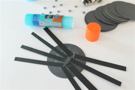 Paper Spider Craft - craftaholics anonymous 174 easy spider cupcake