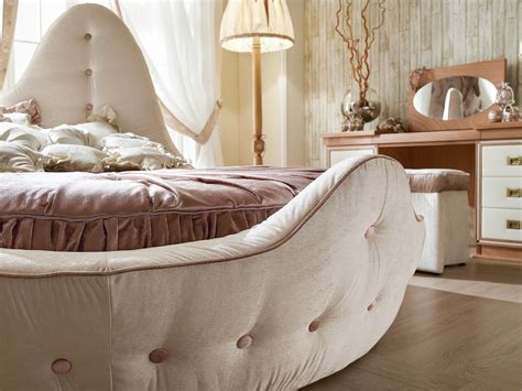 round bed headboard 543 stella marina by caroti
