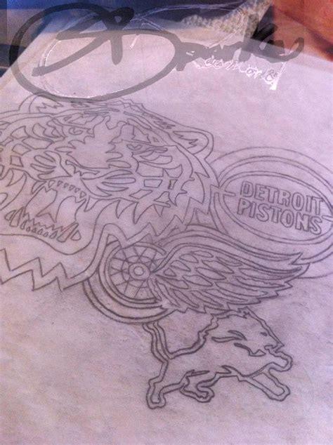 detroit d tattoo detroit sports by donteventripbro on deviantart
