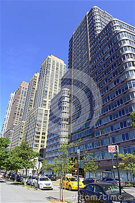 Manhattan Apartments High Rise High Rise Apartment Buildings In Manhattan Nyc Editorial